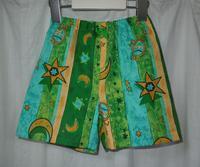 381.380と同じ生地のパンツ - フリルの子供服