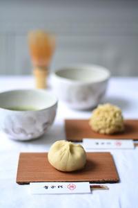 とらやの栗菓子 - Misako's Sweets Blog