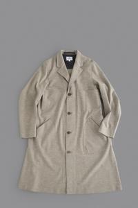 HS EQUIPMENT Atelier Coat (Top Beige) - un.regard.moderne