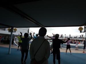 クルージング4日目、2度目の終日航海日、 - 2度目のリタイア後のライフ