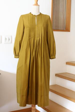 ミナペルフォネンのワンピースを買いました - フェルタート(R)・オフフープ(R)立体刺繍作家PieniSieniのブログ