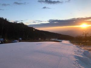 フジヤマ スノーリゾート イエティ いよいよ本日より始まります!! - スノーボードが大好きっ!!~ snow life in 2018/2019~