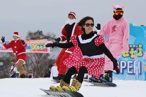 静岡 日本一早いスキー場開き 富士山2合目 - スノーボードが大好きっ!!~ snow life in 2018/2019~