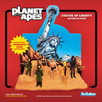 Planet of the Apes - Statue of Liberty Action Playset - 下呂温泉 留之助商店 入荷新着情報