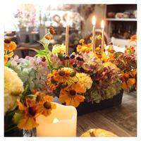 ハロウィンデコレーション - あなたらしい花あるくらしを共に描く 花色空間Vertu