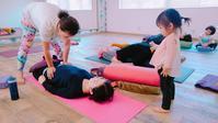 本日10/19日のヨガスタ... - emi yoga (エミ ヨガ)始めます(^-^)