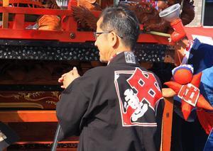 来年の祭り絆纏 - ぶん屋の抽斗