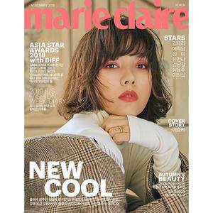 キム・ナムギル「marie claire korea 11号」画報とインタビュー - おまさぼう春夏秋冬