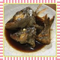 フエダイの煮付け - kajuの■今日のお料理・簡単レシピ■