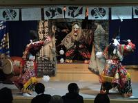 冨士神社、一週間遅れの秋祭り。 - 大朝=水のふる里から
