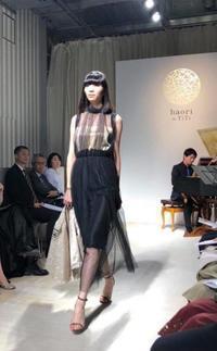 『2019 s/s~haori de TiTi~』 ファッションショー🎶 - 八巻多鶴子が贈る 華麗なるジュエリー・デイズ