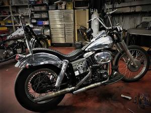 銀と銀 - Cyla motorcycle DEPT.