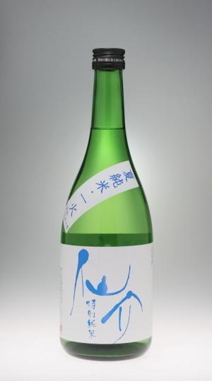 仙介 夏純米 一火 特別純米酒[泉酒造] - 一路一会のぶらり、地酒日記