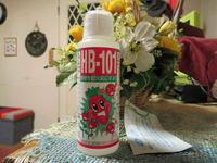 植物を元気にするHB-101 - 秩父の蝶