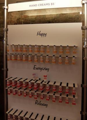 幸せな気持ちになれるハンドクリーム?! Happy Hand Cream - ニューヨークの遊び方