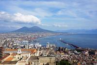 「旅」の最中にナポリから。 - ホリタナツミ『日々旅』