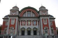 昨日、中之島の中央公会堂に行きました。 - 写真と画像 Illustrator&Photoshopで楽しんでます! ネイル画像!