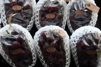 ピオーネ収穫終了 - ~葡萄と田舎時間~ 西田葡萄園のブログ