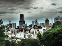 横浜市街地山手町より - 風の香に誘われて 風景のふぉと缶