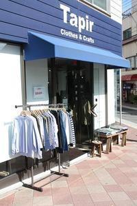PENNEY'S コーデュロイオープンカラーシャツ - 【Tapir Diary】神戸のセレクトショップ『タピア』のブログです