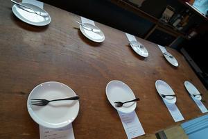 第3回くせものやツジメシ@代々木公園スマイルダイナー ご案内 - ツジメシ。プロダクトデザイナー、ときどき料理人