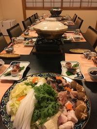 そろそろ鍋宴会は、いかが? - ふくい女将日記~宝永(ほうえい)旅館、おかみでございます。