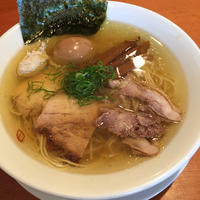 福島市 自家製麺 えなみ - 空と雲と…僕の街