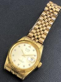 エルジンのダイヤ入りの時計をお買取! - 買取専門店 和 店舗ブログ