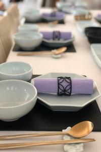 2018年10月の韓国料理 - 美味しい韓国 美味しいタイ@玄千枝クッキングサロン