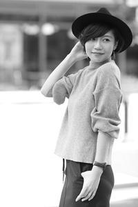 愛梨ちゃん25 - モノクロポートレート写真館