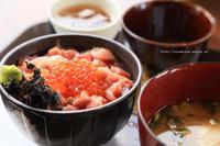 上越市で海鮮丼食べてきました - 野沢温泉とその周辺いろいろ