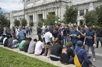 将来来たる難民問題に備え欧州状況をイタリアから考える2 - Grazieee a tuttiii の ブログ