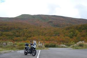 10月20日V-STROM650 新潟/山形ツーリング -