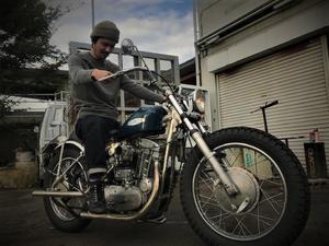 アイアン乗り - Cyla motorcycle DEPT.