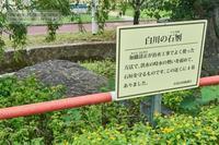 白川の石刎 - Mark.M.Watanabeの熊本撮影紀行
