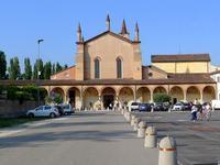 グラツェ村のベアータ・ヴィルジネ聖堂 (Santuario della Beata Vergine delle Grazie ) - エミリアからの便り