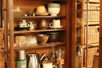 食器棚の見直し - キラキラのある日々