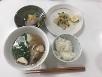 ベターホームお魚基本技術の会10月 - 日々の記録
