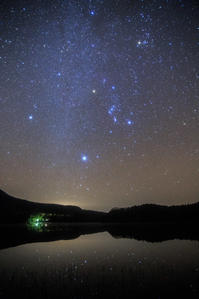 星屑のステージ - 山歩き川歩き