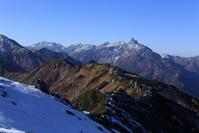 燕岳181021初雪の北アルプス - 週末は山にいます