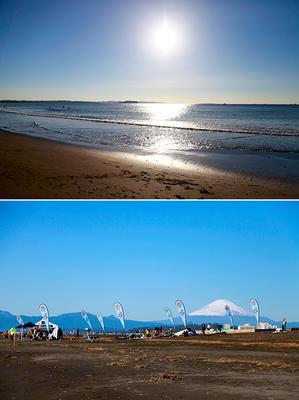 2018/10/21(SUN) 雲ひとつない秋晴れです。 - SURF RESEARCH