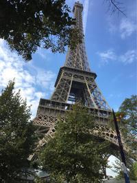 セキュリティ強化のエッフェル塔は必ず予約して行きましょう&Ladurée Paris Rue Cler店/パリ - Nederlanden地位向上委員会