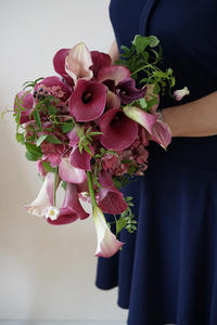 カラーのブーケ -  La Fleur