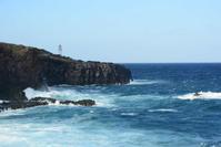 サタドー岬を望む - 三宅島風景