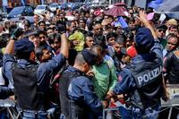 将来来たる難民問題に備え3-1イタリアの「外人問題」を「外人」が考える - Grazieee a tuttiii の ブログ