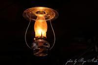 ランプの灯 - Ryu Aida's Photo