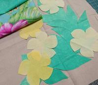 ふくさサイズのポーチ... - ほっと一息・・~Sakura's Hawaiian QuiltⅡ