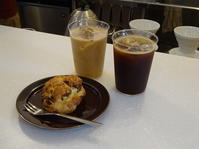 AERU COFFEE STOPさんでコーヒー&スコーン - *のんびりLife*