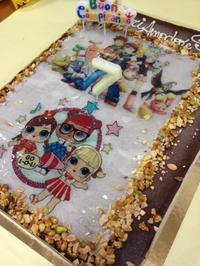 Auguriiii!!7歳のお誕生日おめでとう! - ボローニャとシチリアのあいだで2