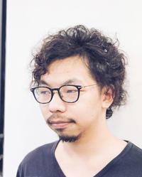 パーマヘアをプロデュース☆ - ~美容師Manabuのハッピーパーマネントブログ~